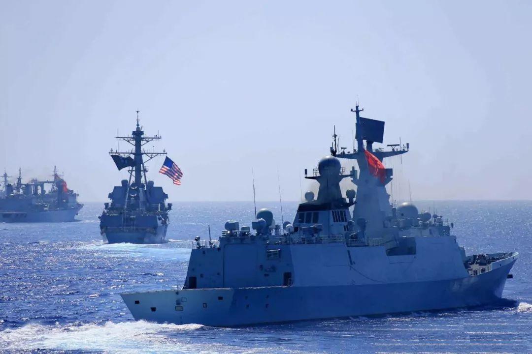 美国取消邀请中国参加2018环太平洋军演