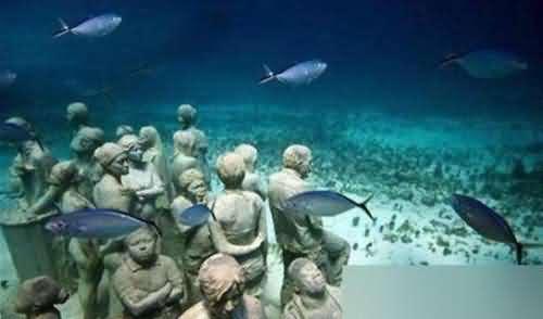 神秘海底人存在吗?是怎么回事