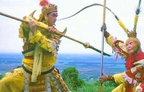 中国神话里面孙悟空和二郎神谁更厉害点?