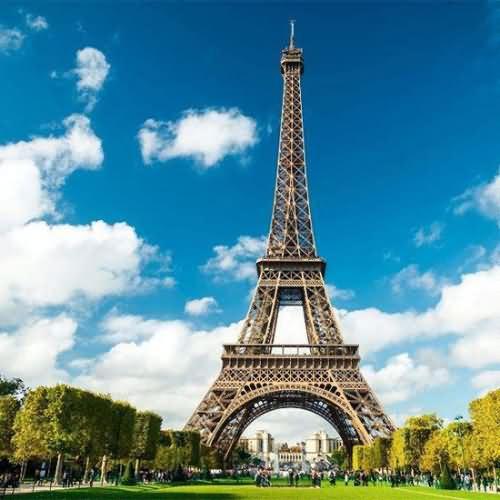 巴黎是哪个国家里首都?